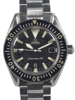 Omega Seamaster Big Triangle 300 ST 166.024 with box