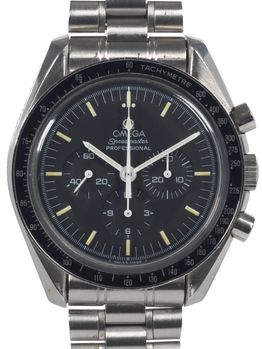 Omega Omega Speedmaster 145.0062 Apollo XI 25th Anniversary with original box and Extract of the Archive