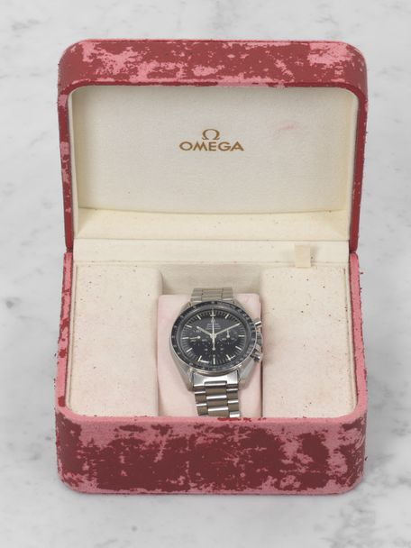 Omega SOLD-Omega Speedmaster 145.022-69 STRAIGHT WRITING from 1971