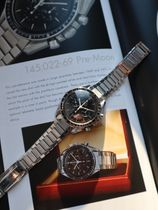 Omega Omega Speedmaster 145.022-69 pre-moon from 1970 delivered to the Netherlands with Omega box and extract of the Archive