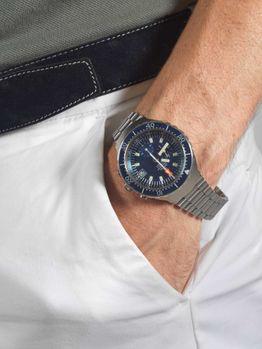 "Omega Omega Seamaster Automatic 120m Chronograph ""BIG BLUE"" ST 176.004"