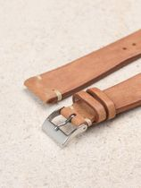 WRIST ICONS Amaretto brown vintage watch strap