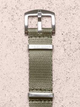WRIST ICONS Army premium seatbelt nato