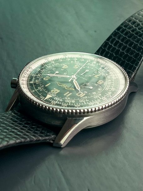 Breitling Breitling Navitimer 806 AOPA from 1960 with Venus 178 caliber in like new condition!