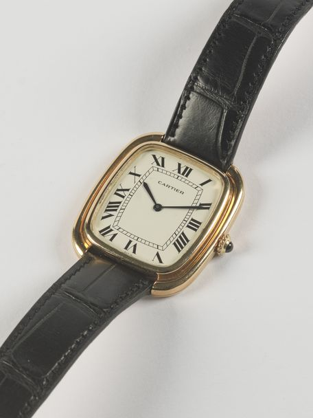 Cartier SOLD-Cartier GONDOLE OJ GM yellow gold JUMBO