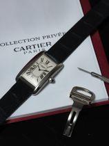 Cartier Cartier Tank Américaine Collection Privée Cartier Paris platinum 1734