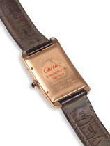 Cartier Cartier Tank Américaine XL rose gold