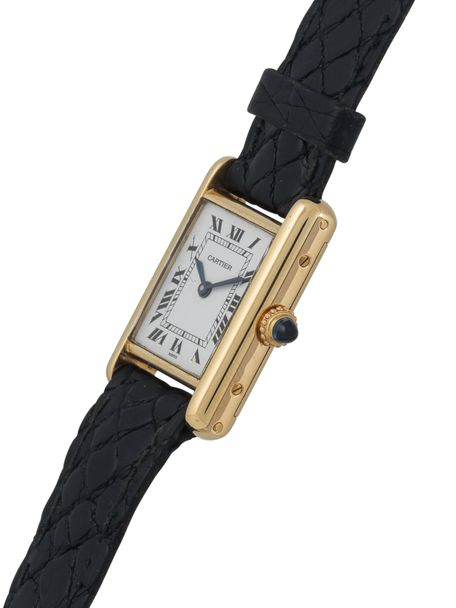 Cartier SOLD-Cartier Tank Louis