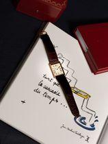 Cartier Cartier Tank Louis XL Collaborateur 2013 18k rose Gold 3280