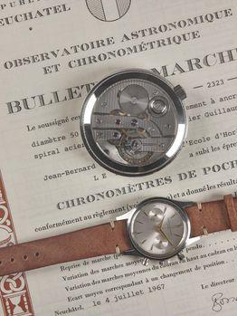 Ecole d'Horlogerie Le Locle Ecole d'Horlogerie Le Locle observatory chronometer