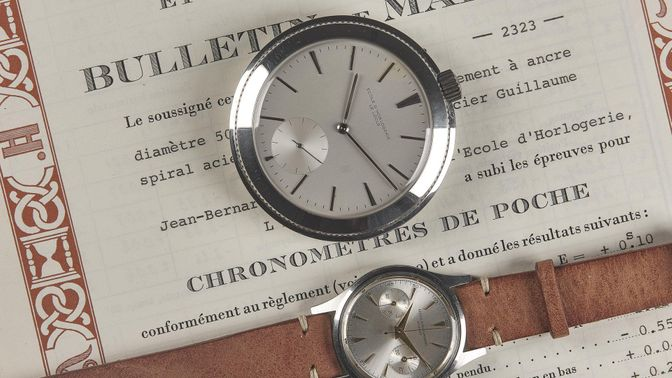 Ecole d'Horlogerie Le Locle Ecole d'Horlogerie Le Locle observatory chronometer pocket watch and wristwatch chronometer chronograph full set