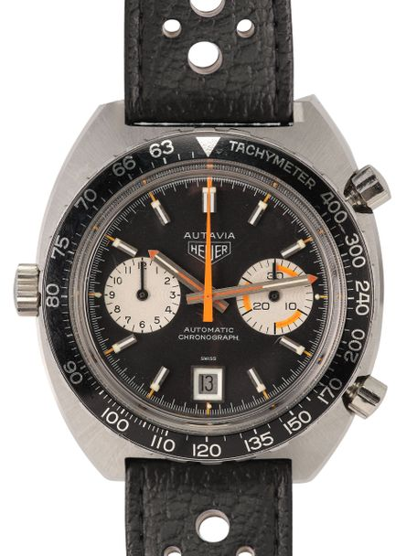 Heuer Heuer Autavia 1163 Orange Boy