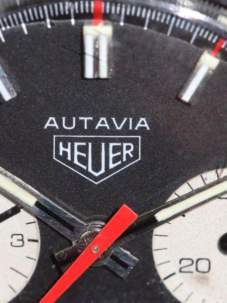 Heuer Heuer Autavia 1163 MH Autavia Mark 5 Derek Bell