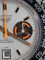 Heuer Heuer Autavia 1163 White Orange Boy