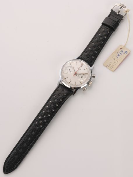 Heuer Heuer pre Carrera reference 73321S  new old stock condition