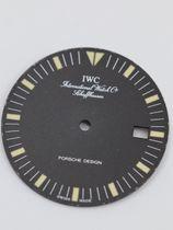 IWC SOLD-IWC 3509 Porsche design Ocean Bund Waffentaucher Full Set