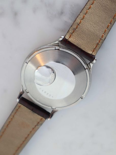 Jaeger Lecoultre Jaeger-LeCoultre Futurematic stainless steel
