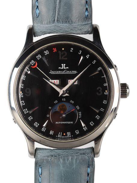 Jaeger Lecoultre SOLD-Jaeger LeCoultre Master Control Moon Triple date