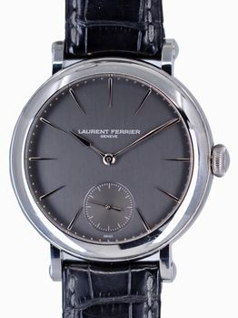 Laurent Ferrier SOLD-Laurent Ferrier Montre Ecole Micro rotor