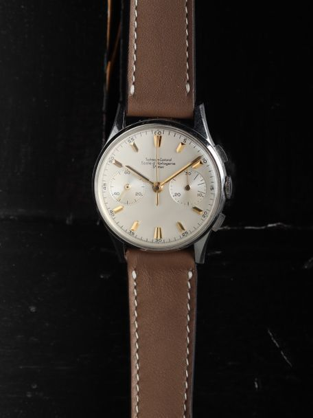 SOLD-Montre Ecole Technicum Cantonal Ecole d'Horlogerie St' Imier School Watch