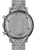 Ollech Wajs Precision Chronograph Valjoux 92