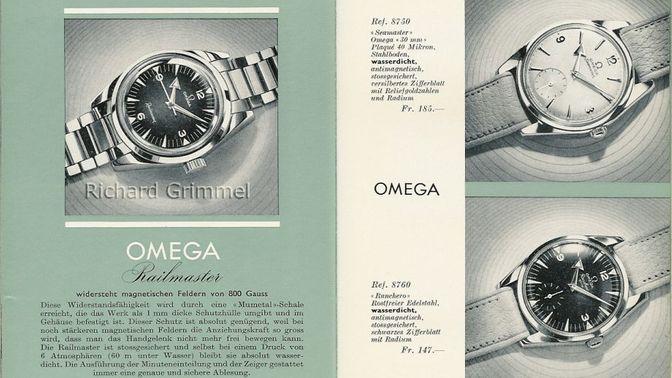 Omega SOLD-Omega Ranchero 2990-1