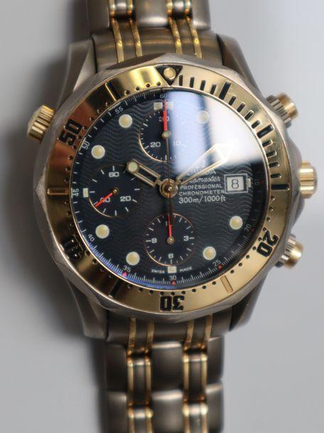 Omega SOLD-Omega Seamaster 300 M Chrono Diver 2297.80.00
