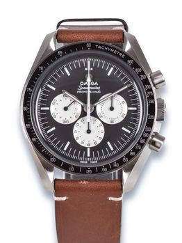 Omega SOLD-Omega Speedmaster Professional Moonwatch Speedy Tuesday 1