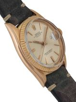 Rolex Rolex Datejust 1601 rose gold 1966