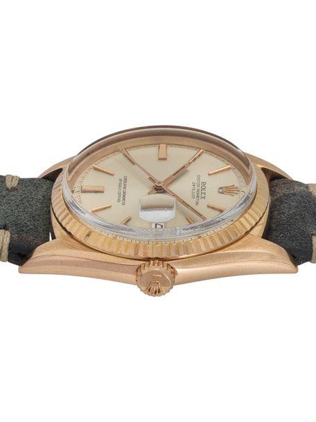Rolex Rolex Datejust 1601 rose gold 1966