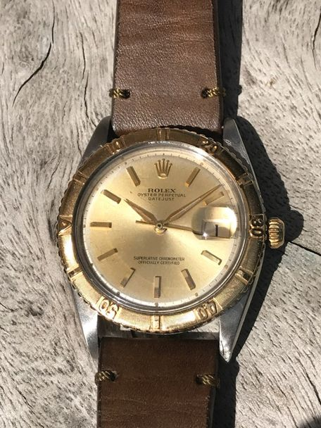 Rolex Datejust 1625 Turn-O-Graph Thunderbird