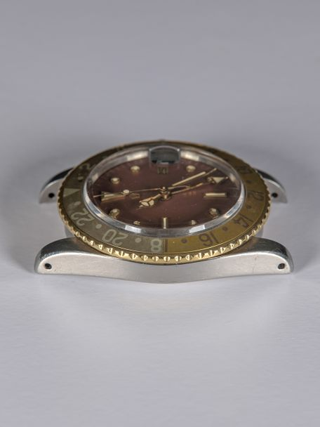 Rolex Rolex  GMT Master 1675 rootbeer matte nipple dial 1978
