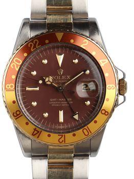 Rolex Rolex  GMT Master 1675 rootbeer matte nipple dial 1978