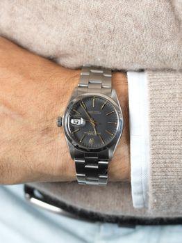 Rolex SOLD-Rolex Oyster Perpetual Date 1500