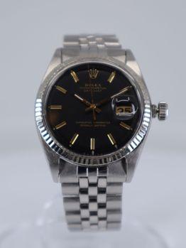 Rolex SOLD-Rolex Datejust 1601 1970