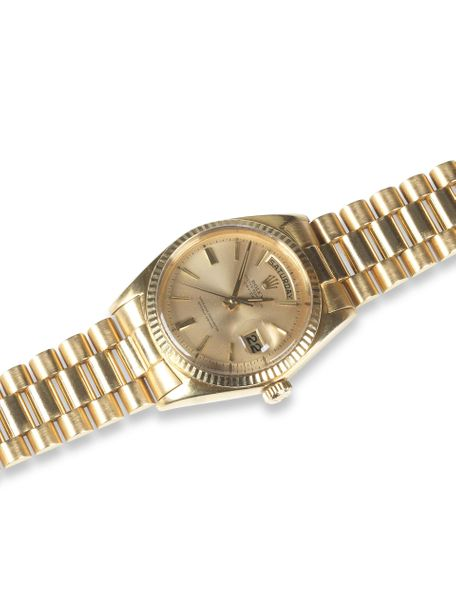 Rolex Rolex Day Date 1803 from 1964 with pie-pan dial and jubilee president bracelet