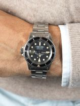 Rolex SOLD-Rolex Submariner 1680 1978