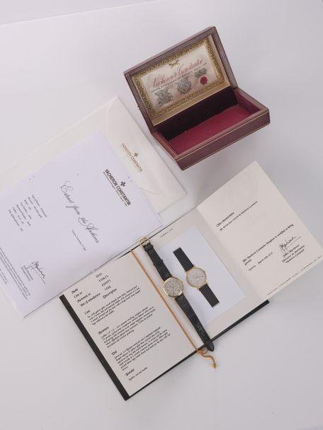 Vacheron Constantin 4241 triple date full set Collectionneurs