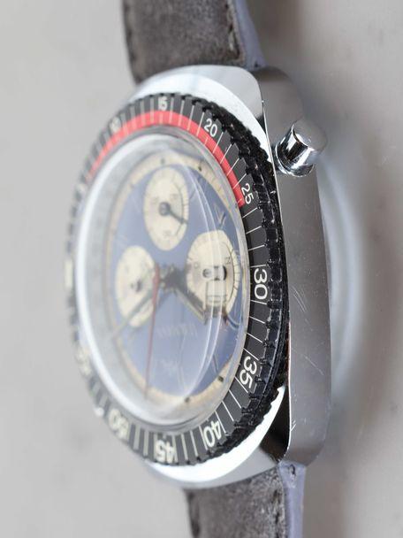 Wakmann (Breitling) NOS Flyback chronograph BFG-590