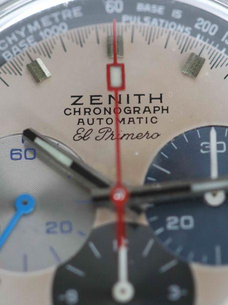 Zenith Sold-Zenith El Primero A3817