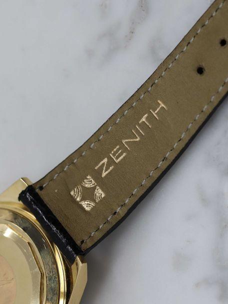 Zenith Zenith El Primero gold A3817